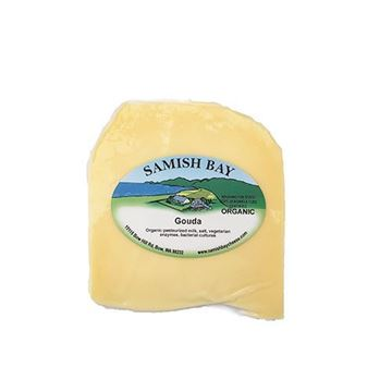 Samish Bay Cheese Organic Gouda - 5.2 oz.