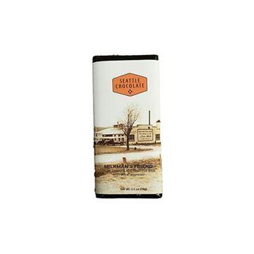 Seattle Chocolate Milkman's Friend Truffle Bar - 2.5 oz.