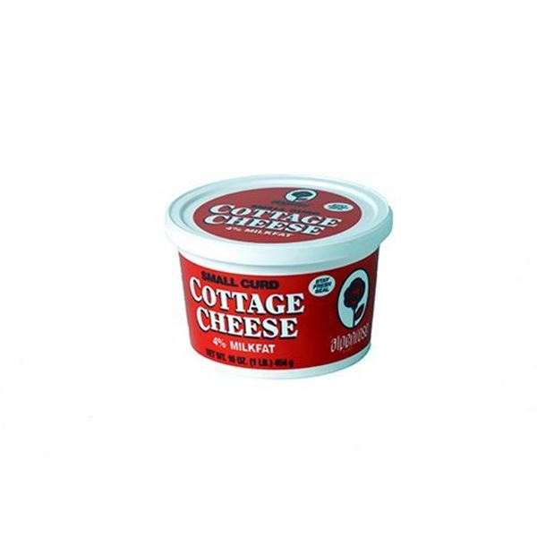 Small Curd 4% Cottage Cheese - Pint