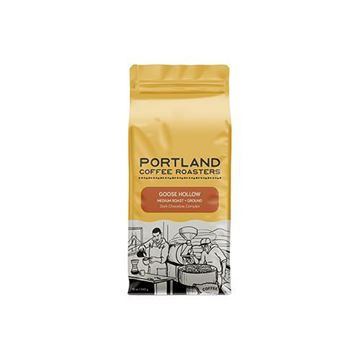 Portland Coffee Roasters Goose Hollow Ground Coffee - 12 oz.
