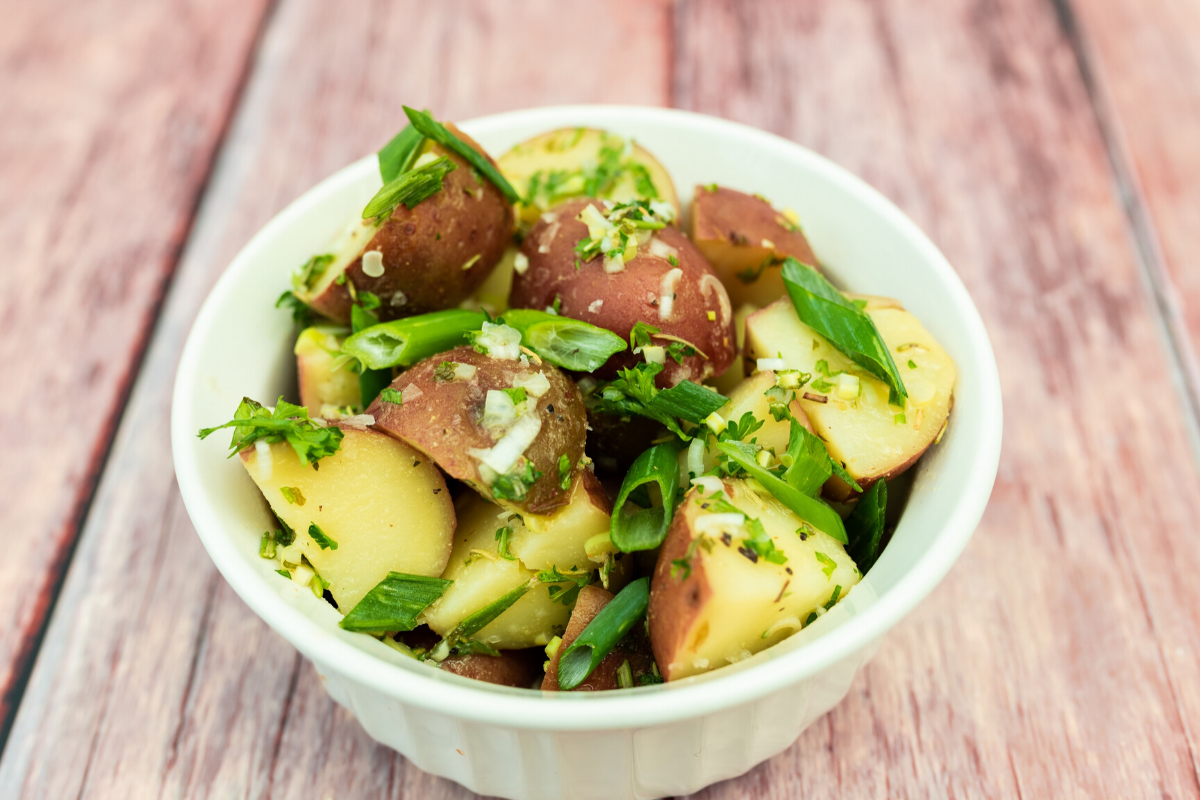 Herby Summer Potato Salad