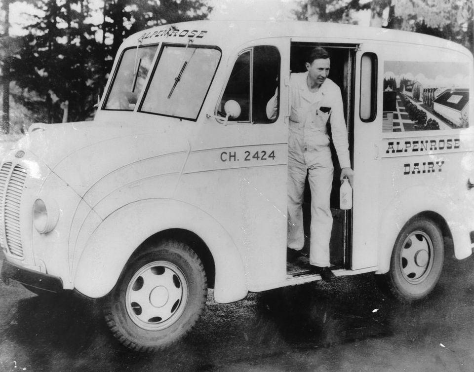 Alpenrose Dairy Milkman