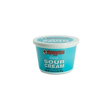 Natural Sour Cream - Pint