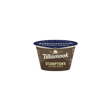 Tillamook Stumptown Cold Brew Coffee Greek Yogurt - 5.3 oz.