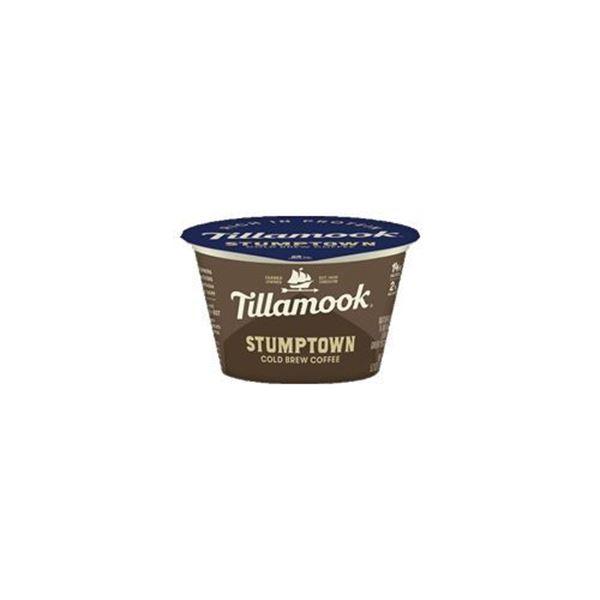 Tillamook Stumptown Cold Brew Coffee Greek Yogurt - 5.3 oz.