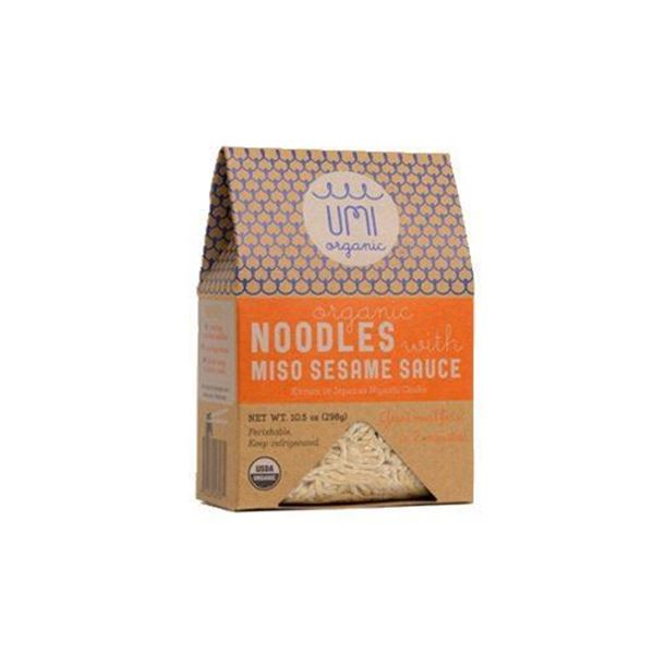 Umi Organic Noodles with Miso Sesame Sauce - 10.5 oz.