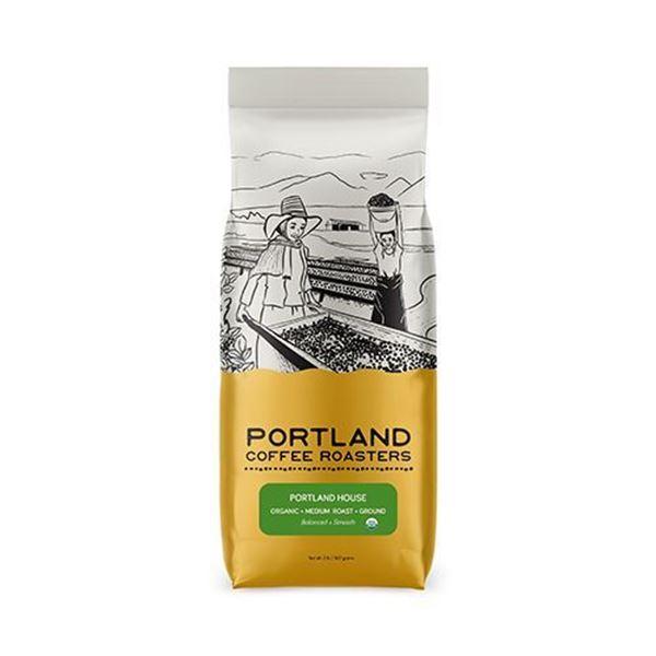 Portland Coffee Roasters Portland House Whole Bean – 2 lbs.