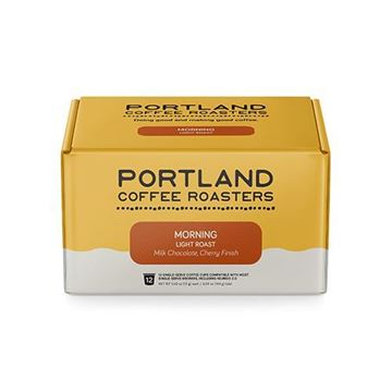 Portland Coffee Roasters Single Serve Morning Blend - 12 ct.