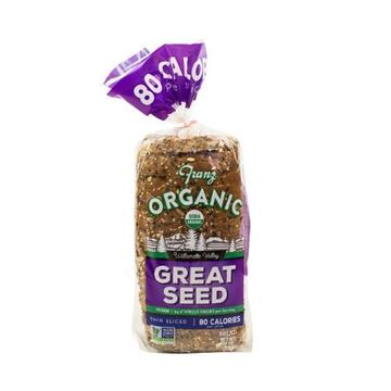 Franz Bakery Organic Willamette Valley Great Seed Thin Sliced - 20 oz.