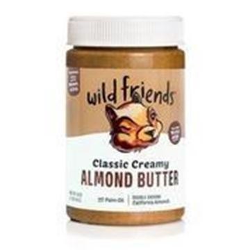 Wild Friends Classic Creamy Almond Butter - 16 oz.