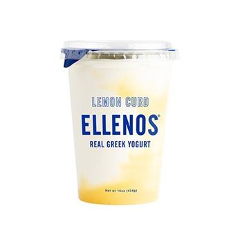 Ellenos Lemon Curd Greek Yogurt - 16 oz.