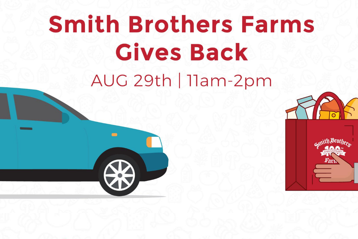 Smith Brothers Gives Back