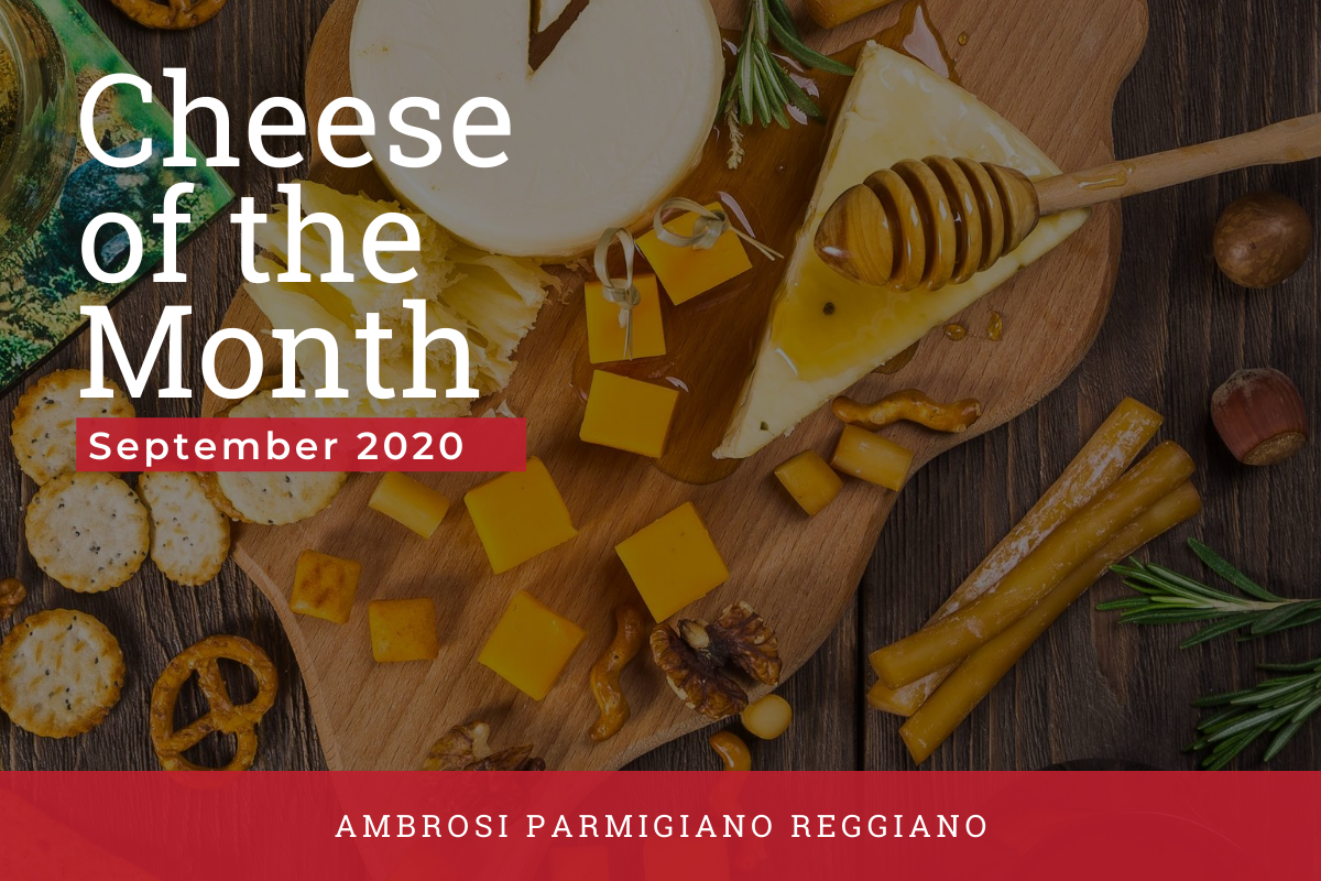 September Cheese of the Month
