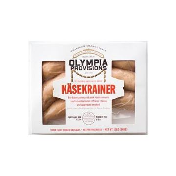 Olympia Provisions Käsekrainer – 12 oz.