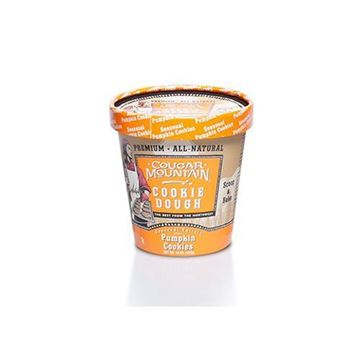 Cougar Mountain Pumpkin Cookie Dough - 15 oz.