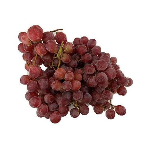 Organic Red Seedless Grapes - 2 lbs.