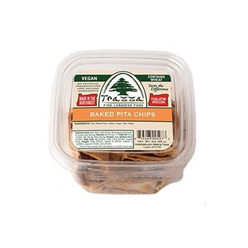 Trazza Baked Pita Chips - 3 oz.