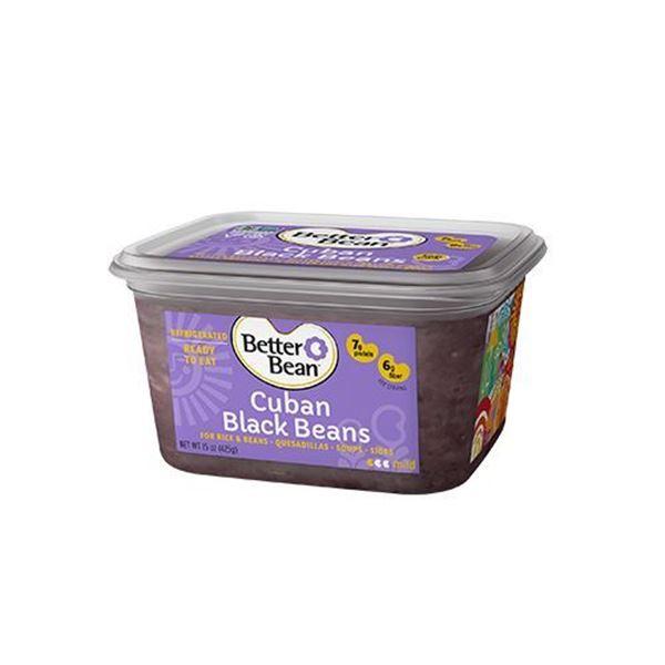 Better Bean Cuban Black Beans - 15 oz.
