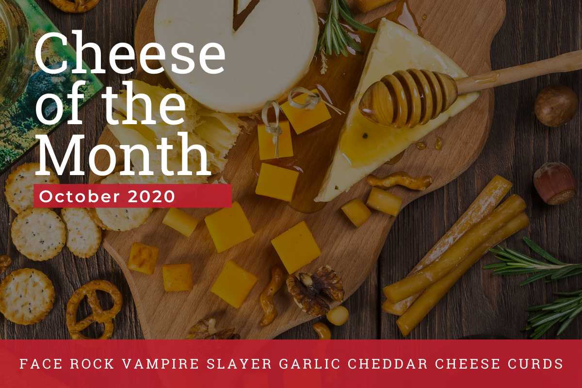 October Cheese of the Month