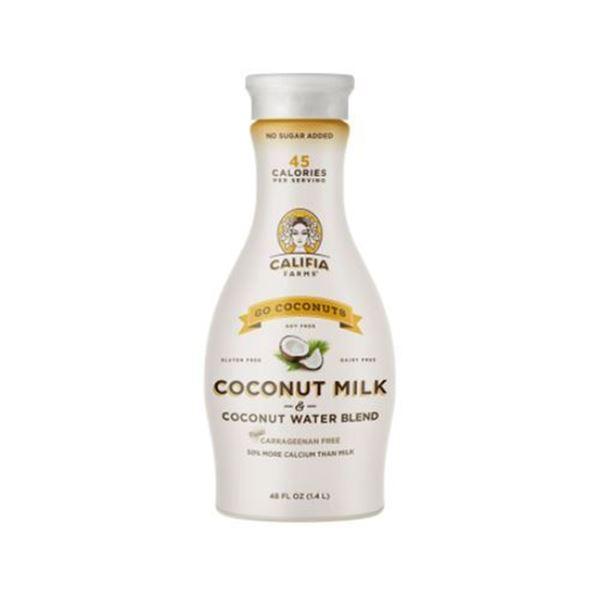Califia Unsweetened Go Coconuts Coconutmilk - 48 oz.