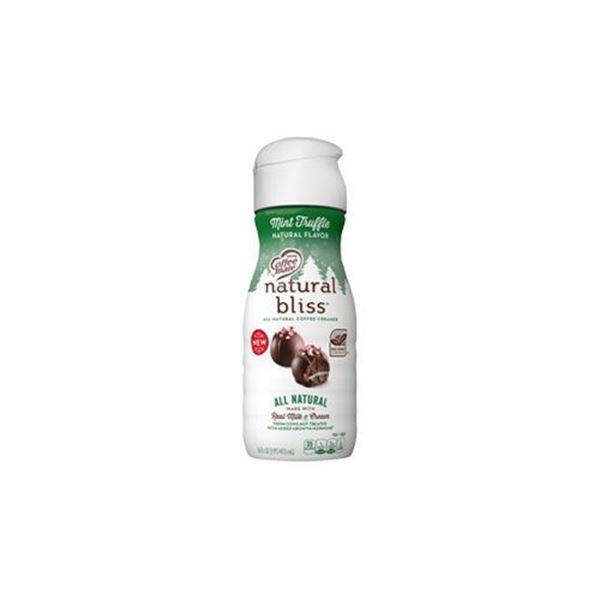 Natural Bliss Mint Truffle Creamer - 16 oz.