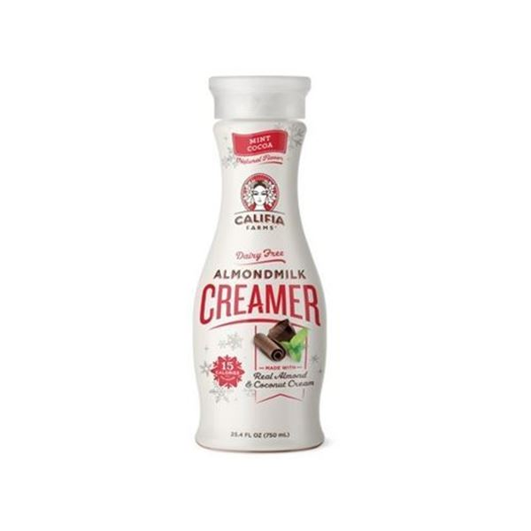 Califia Farms Mint Cocoa Almondmilk Creamer - 24.6 oz.
