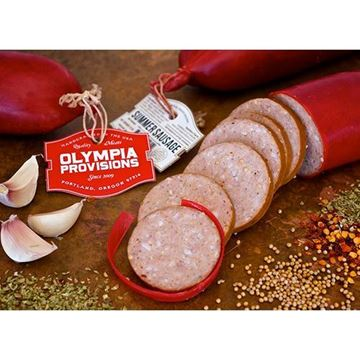 Olympia Provisions Summer Sausage - 12 oz.