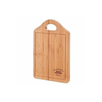 "Smith Brothers Farms Bamboo Cutting Board - 11"" x 7 1/8"" x 3/4""D"