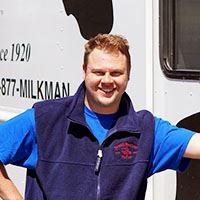 Milkman Andy Deck