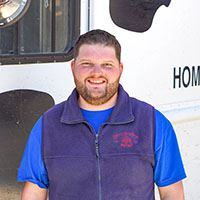 Milkman Brandon Hundley