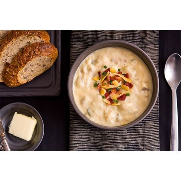 Heritage Specialty Foods Baked Potato with Bacon Soup - 24 oz.