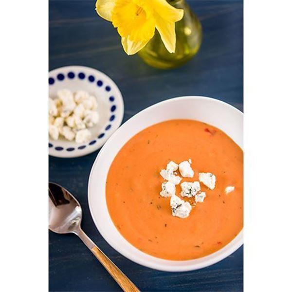 Heritage Specialty Foods Tomato Oregonzola Soup - 24 oz.