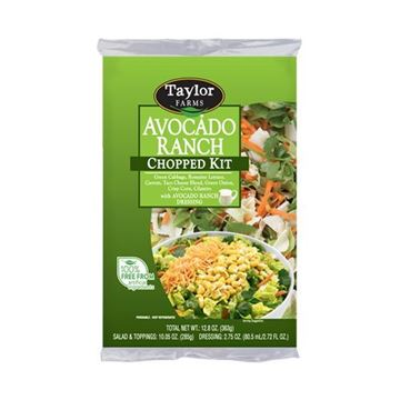 Taylor Farms Avocado Ranch Chopped Salad Kit - 12.8 oz.