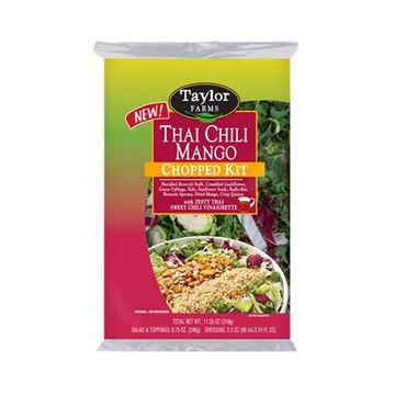 Taylor Farms Thai Chili Mango Chopped Salad Kit - 11.25 oz.