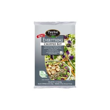Taylor Farms Everything Chopped Salad Kit - 11.57 oz.