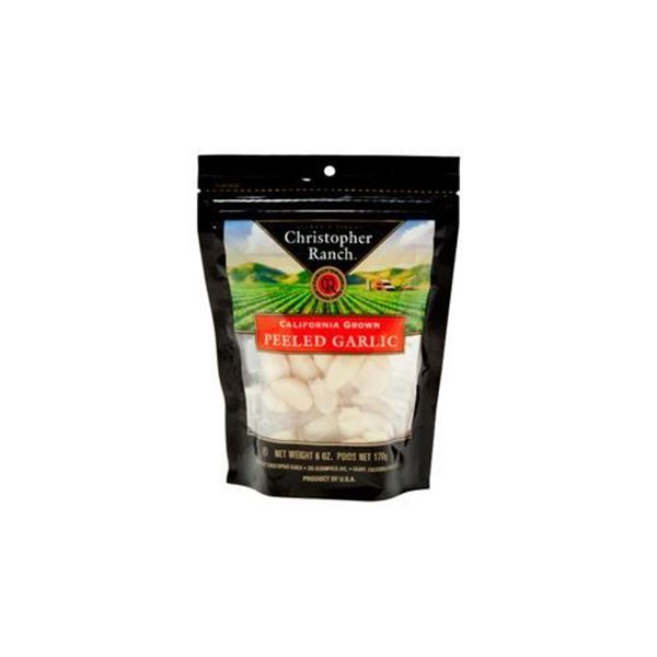 Christopher Ranch Peeled Garlic Cloves – 6 oz.