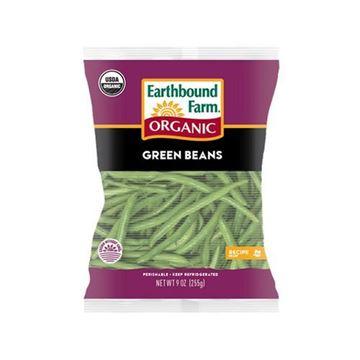 Organic Green Beans - 12 oz.