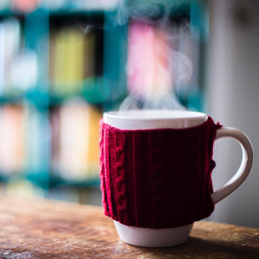 Cozy Tea Mug