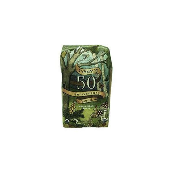 Tony's 50th Anniversary Blend Whole Bean Coffee - 12 oz.