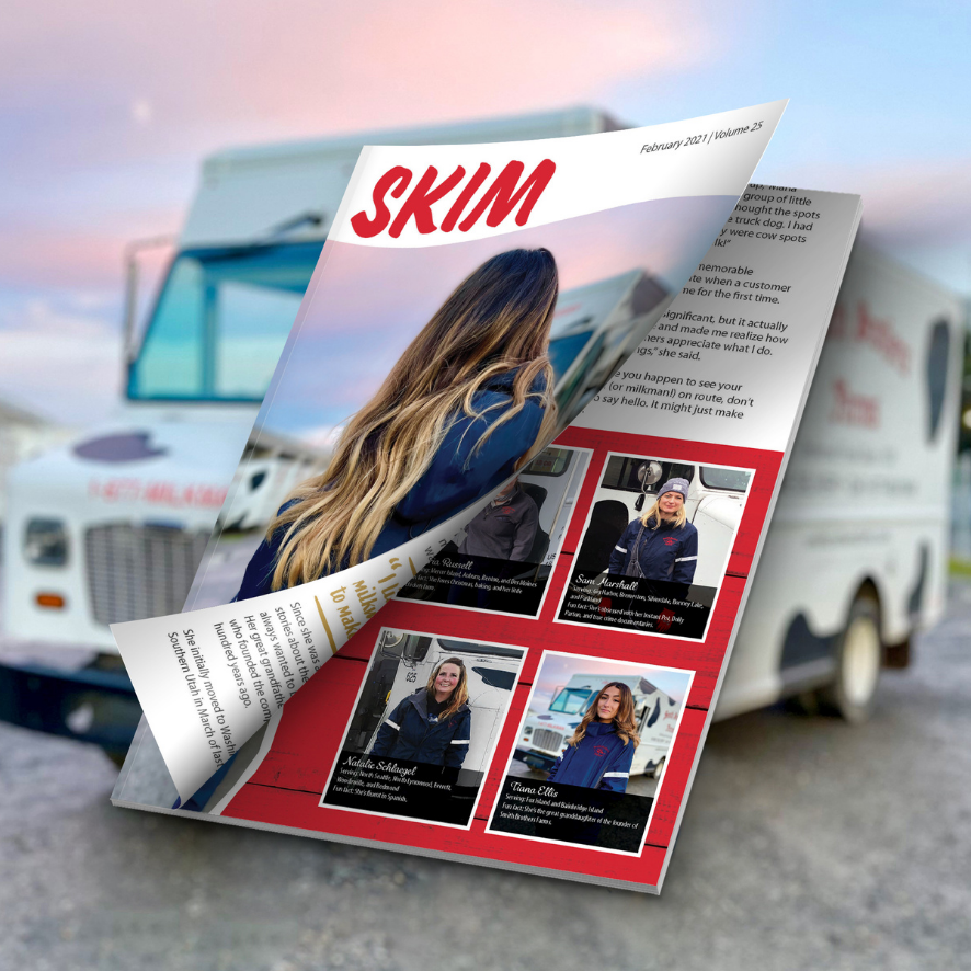 SKIM Magazine February 2021