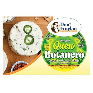 Don Froylan Queso Botanero - 12oz