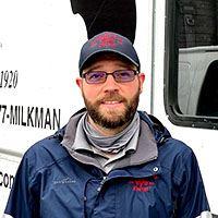 Milkman Justin Lorbeski