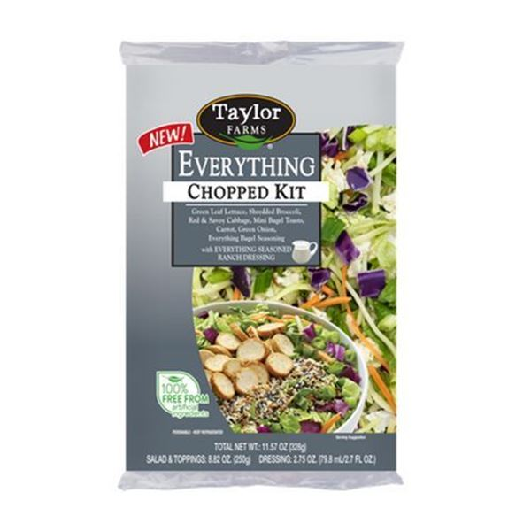 Taylor Farms Everything Chopped Salad Kit — 11.57oz