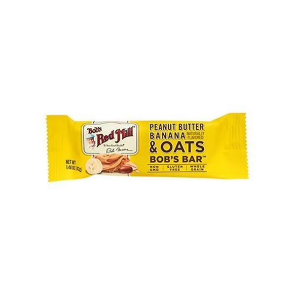 Bob's Red Mill Peanut Butter Banana and Oats Bar — 5 Pack