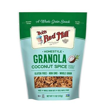 Bob's Red Mill Homestyle Coconut Spice Granola — 11oz