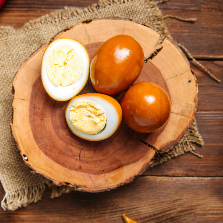 Soy Sauce Marinated Eggs