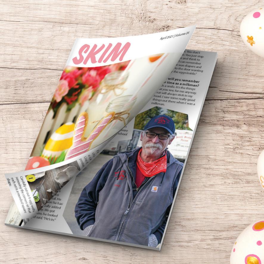 SKIM Magazine: April 2021