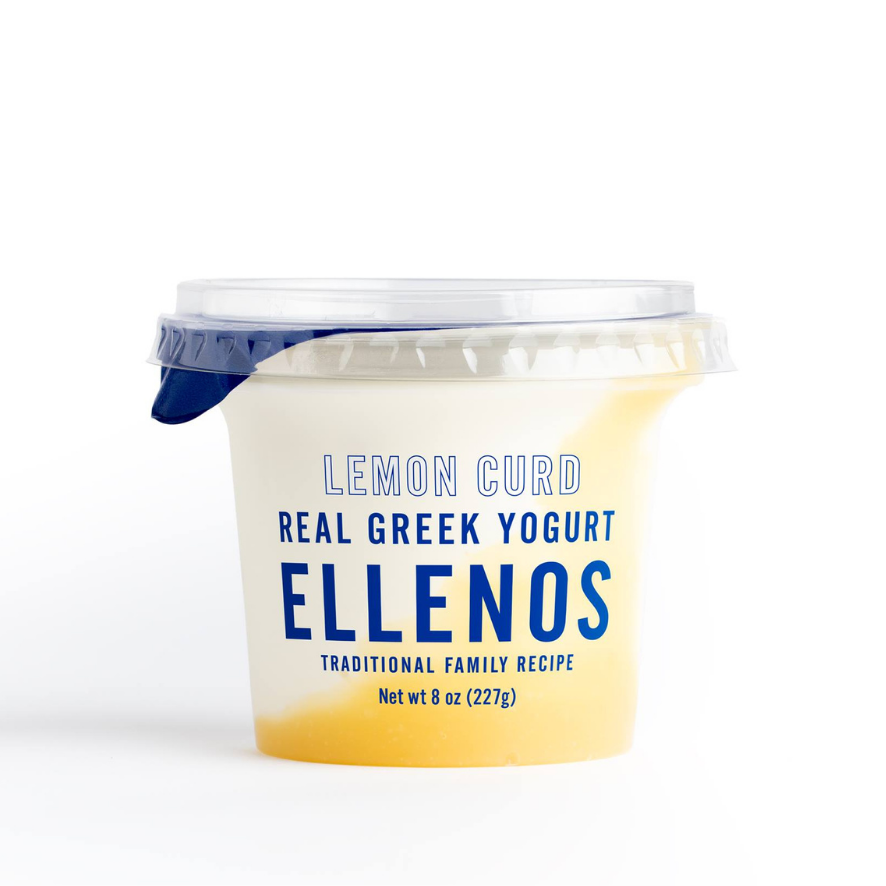 Ellenos Lemon Curd Greek Yogurt
