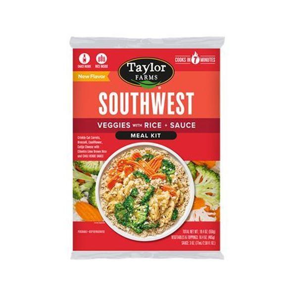 Taylor Farms Southwest Meal Kit - 19.4 oz