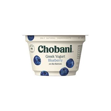 Chobani Blueberry Greek Yogurt - 5.3 oz.